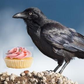 Cupcake & Crow
