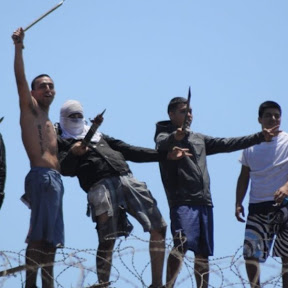 detenciones y peleas