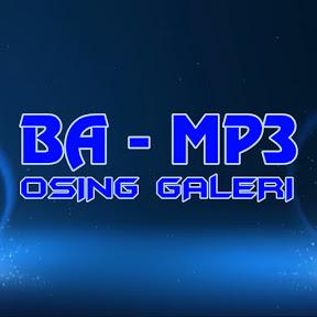 MP3 Osing Galeri