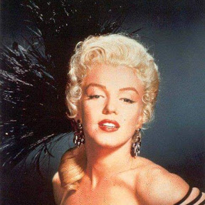 Marilyn Monroe In Colour