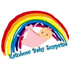 Rainbow Baby Surprise