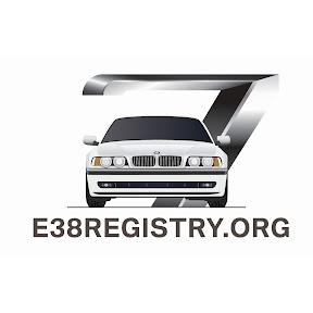 The E38 Registry