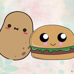 Hamburguesa Y patata
