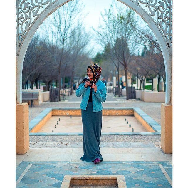 ذات ربيع 💙 #amman #irbid #jordan