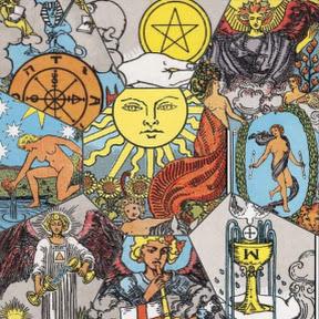 Tarot Guide Reading By E-18