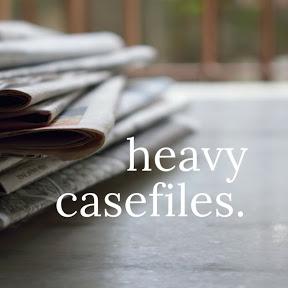 heavy casefiles.