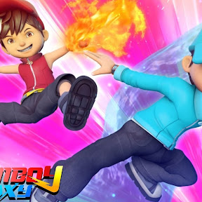 BoBoiBoy Galaxy - Topic