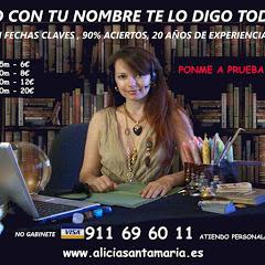 Alicia Santamaría