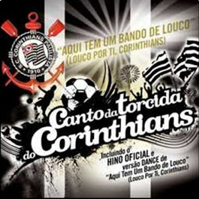 Cantos da Torcida - corinthians