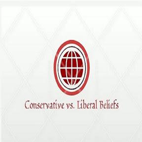 Conservative vs. Liberal Beliefs