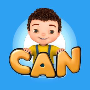 CAN - Çocuklar için eğitici çizgi filmler