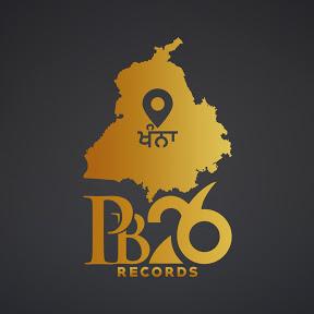 PB 26 Records