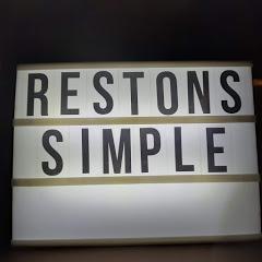RESTONS SIMPLE : CAMPING CAR / CARAVANE / FOURGON