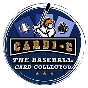 Cardi C - The Baseball Card Collector