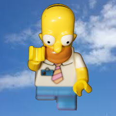 STOP MOTION LEGO SIMPSONS