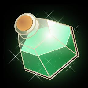 Emerald Powder
