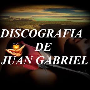 Benjamín Cortés (DISCOGRAFIA DE JUAN GABRIEL)