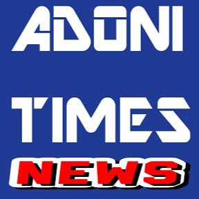Adoni Times News