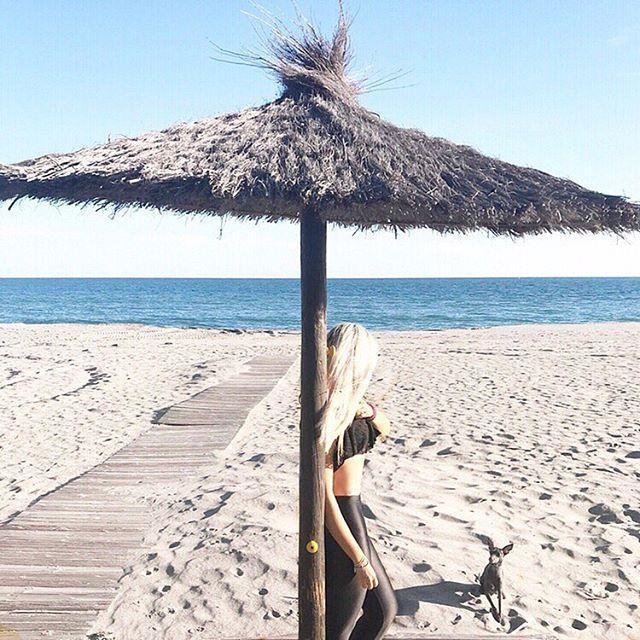 """It feels good to be lost in the right direction."" . . . .  #twosoulsonedream #beach #campervanlife #borntobewild #naturelovers #homeonwheels  #aroundtheworld #ourdream #wanderlust #worldtraveler #vanlifemovement #bimba #iggy #loveher #italiangreyhound #puppylove"