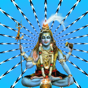 Blessed With Lord Shiva