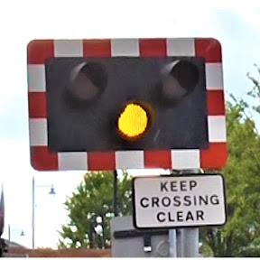 UK Level Crossings & Trains Channel