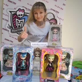 Куколки: обзоры Анны на новинки и редкие игрушки