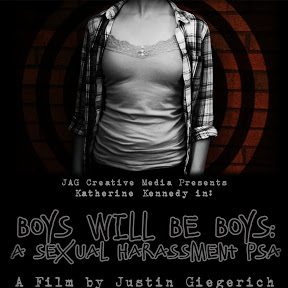 Boys Will Be Boys: A Sexual Harassment PSA