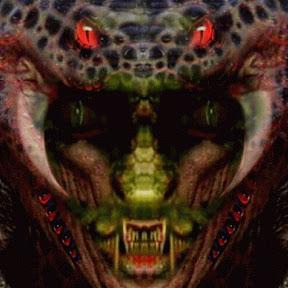 Reptilian Alien