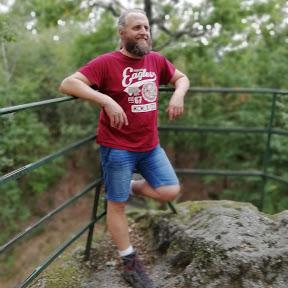 Patrik, der Mann aus dem Schwarzwald