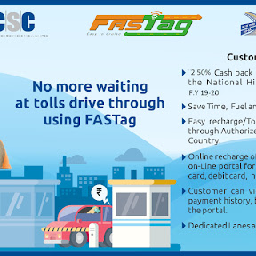 CSC FASTAG