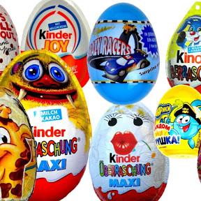 Surprise Eggs Channel