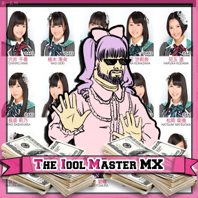 The idol master Mx