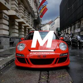 Munich's Supercars
