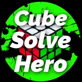 Cube Solve Hero