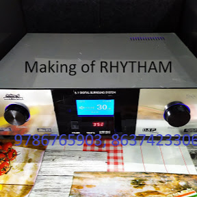 RHYTHAM digital sound system