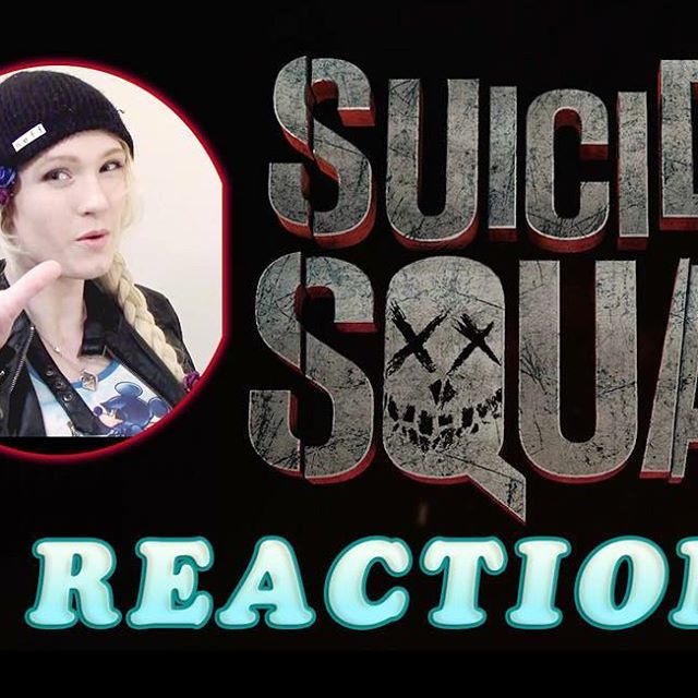 Bad guys for hire, the gorgeous Harley Quinn, and our adorable host, Noël, in our latest episode, reaction video for Suicide Squad #suicidesquad #suicidesquadmovie #suicidesquad2016 #harleyquinn #harleyquinnandjoker #joker #batman #comic #comicbook #youtube #host #actress #model #blonde #cute #reaction #comment #otakutv #otaku #japan #anime #gamergirl #gamer #instalove #instapic #losangeles #lalife