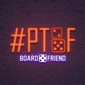 Part-Time Board Friend 桌遊頻道