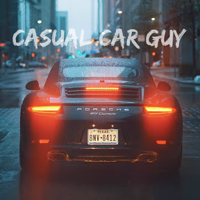 Casual Car Guy