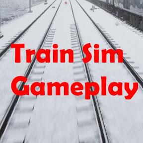 Train Simulator Gameplay