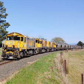 Tasmanian Railway Enthusiast