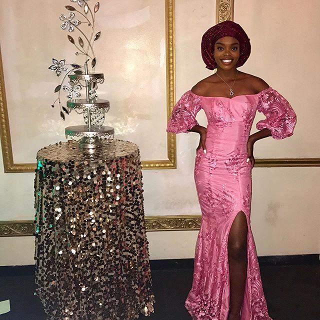 African Royalty 👑  #JourneyToOsho #TradWedding