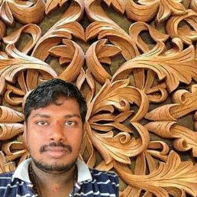 wood carving Mahindra AP