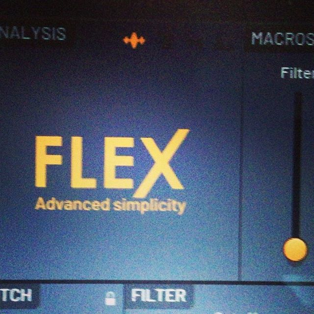 New track using the great new synthesizer, FLEX.  #music#electronicmusic#flstudio#synth#synthesizer
