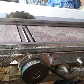 Циркулярка с фуганком для изготовления ульев