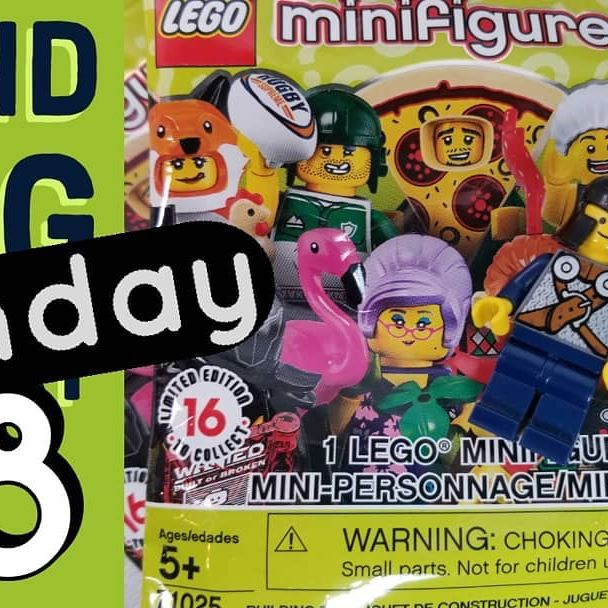 Just a regularly scheduled video. Normal time this Blind Bag Friday should be released. Yep. Link in bio.  #Lego #s19 #cmf #series19 #Legominifigure #minifigures #Sunday #Friday
