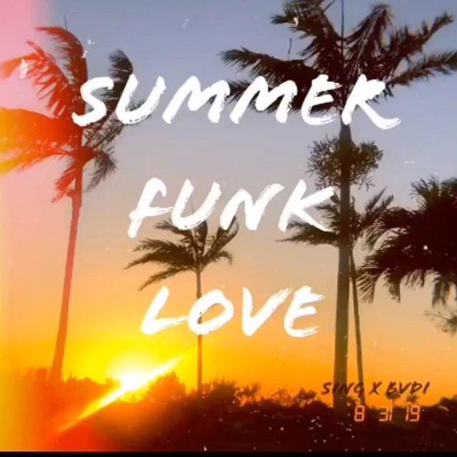 SING X BVDI - Summer Funk Love