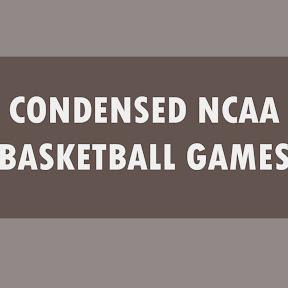 Condensed NCAA Basketball Games