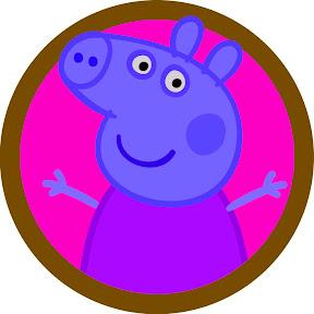 Peppa Pig Funny Colors