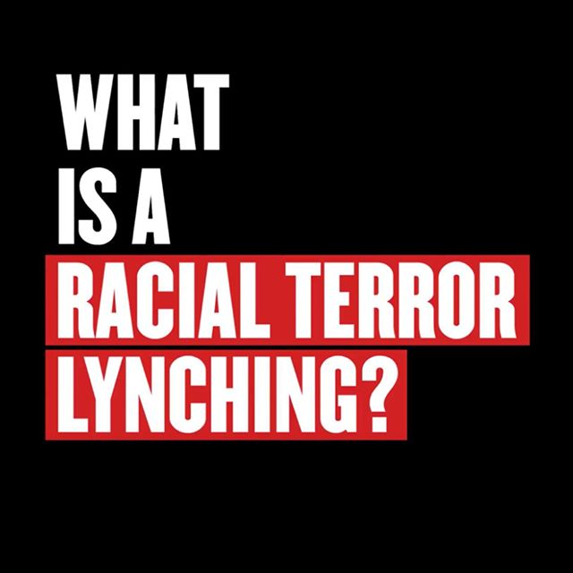 Lynching in America: What is a Racial Terror Lynching?