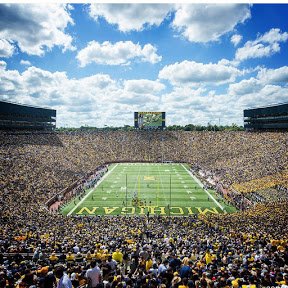 The 〽 Big House experience